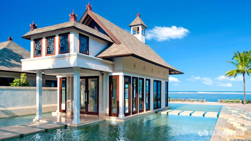 巴厘岛瑞吉酒店 the st. regis bali resort
